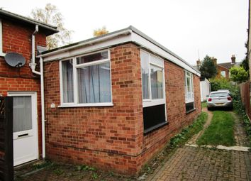 Thumbnail 2 bedroom semi-detached bungalow for sale in Norwich Road, Ipswich