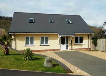 Thumbnail 3 bed detached bungalow for sale in Dolphin Court, New Quay, Ceredigion