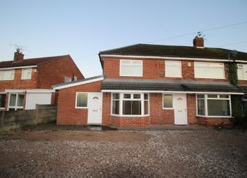 Thumbnail 6 bedroom semi-detached house for sale in Coniston Drive, Walton-Le-Dale, Preston