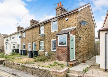 Thumbnail 2 bed terraced house to rent in Birling Road, Snodland
