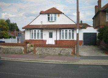 Thumbnail 5 bed bungalow to rent in Ladydell Road, Broadwater, Worthing