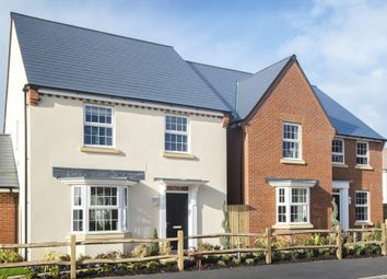 "Thumbnail 4 bed detached house for sale in ""Irving"" at Dragon Rise, Norton Fitzwarren, Taunton"