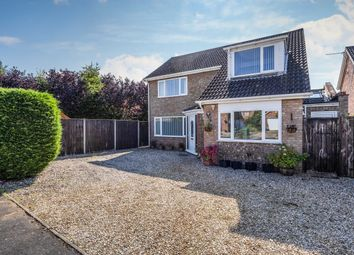 Thumbnail 5 bed detached house for sale in East Harling, Norwich, Norfolk