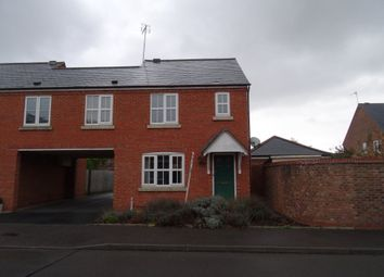 Thumbnail 3 bedroom semi-detached house to rent in Scowcroft Drive, Bishops Itchington, Southam