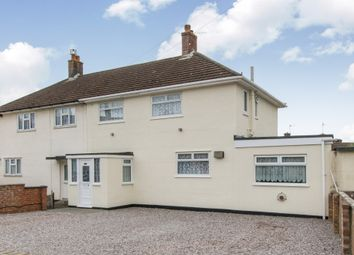 Thumbnail 3 bedroom semi-detached house for sale in Portal Road, Southampton
