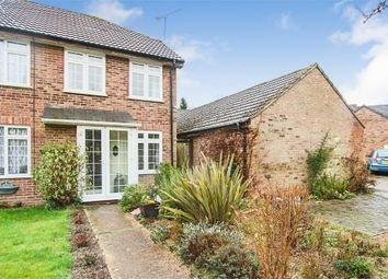 Thumbnail 2 bed end terrace house for sale in Waterside, East Grinstead, West Sussex