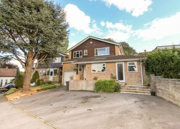 Thumbnail 4 bed detached house for sale in Upper Lodge Lane, Hazlemere, High Wycombe