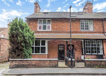 Thumbnail 3 bed end terrace house for sale in Hambleton Terrace, York
