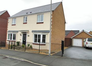 Thumbnail 4 bed detached house for sale in Pantyblawd Road, Llansamlet, Swansea, West Glamorgan