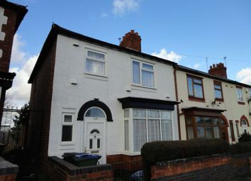 Thumbnail 3 bed semi-detached house to rent in Birmingham Road, Oldbury