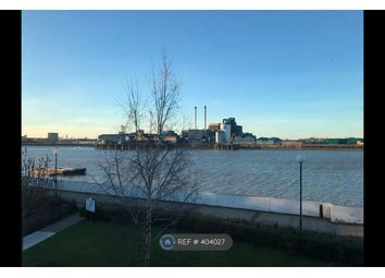 Thumbnail 3 bed flat to rent in Tideside Court, London