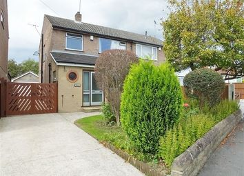 Thumbnail 3 bed semi-detached house for sale in St James Walk, Woodhouse Mill, Sheffield