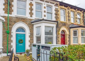 Thumbnail 4 bed terraced house for sale in Rawden Place, Cardiff, South Glamorgan