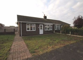 Thumbnail 2 bed bungalow to rent in Croft Way, Camblesforth, Selby