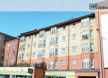 Thumbnail 2 bed flat for sale in Crow Road, Glasgow