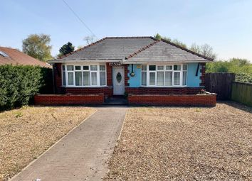Thumbnail 3 bed detached bungalow for sale in Ely Road, Waterbeach, Cambridge