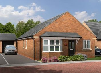 Thumbnail 3 bed detached bungalow for sale in The Balk, Pocklington, York