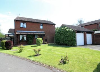 Thumbnail 4 bed detached house for sale in Magdalen Road, Wanborough, Wiltshire