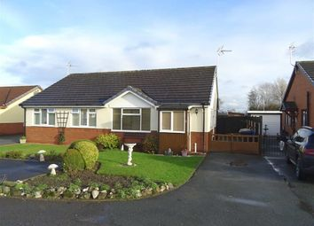 Thumbnail 2 bed bungalow for sale in 21, Maplehurst Drive, Oswestry, Shropshire