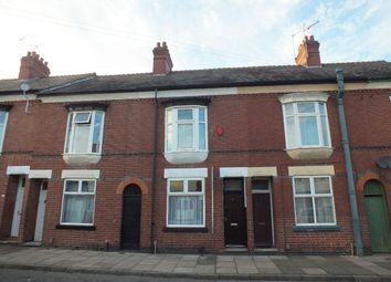 Thumbnail 3 bed terraced house for sale in Evington Parks Road, Leicester