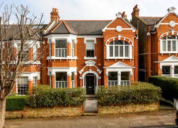 Thumbnail 5 bed semi-detached house to rent in Bernard Gardens, Wimbledon