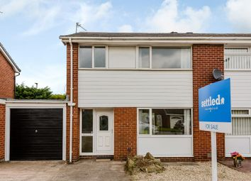 Thumbnail 3 bed semi-detached house for sale in Mayberry Grove, Warrington, Cheshire