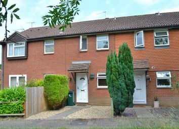 Thumbnail 2 bed terraced house for sale in St. Aubin Close, Cottesmore Green, Crawley, West Sussex