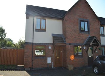 Thumbnail 2 bed end terrace house to rent in Burgess Meadows, Carmarthen, Carmarthenshire