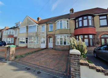 Thumbnail 3 bed terraced house to rent in Hastings Avenue, Gosport