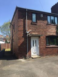 Thumbnail 3 bedroom semi-detached house to rent in Princess Road, Manchester