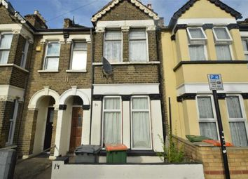 Thumbnail 2 bedroom flat for sale in Katherine Road, East Ham London