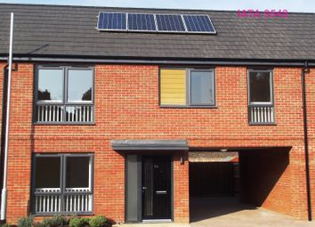 Thumbnail 3 bedroom terraced house to rent in Aylesborough Close, Cambridge
