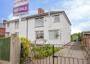 Thumbnail 3 bed semi-detached house for sale in Martyn Avenue, Sutton-In-Ashfield