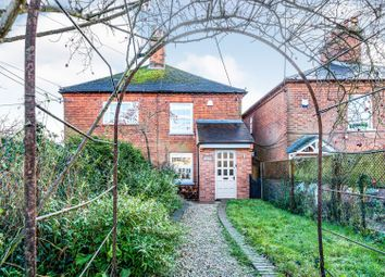 Thumbnail 2 bed semi-detached house for sale in Hedsor Road, Bourne End