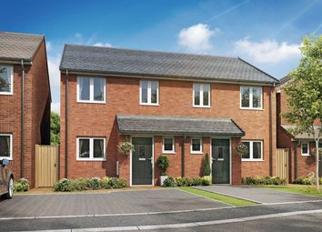 "Thumbnail 2 bedroom semi-detached house for sale in ""The Ormonde I"" at High Street, Riddings, Alfreton"