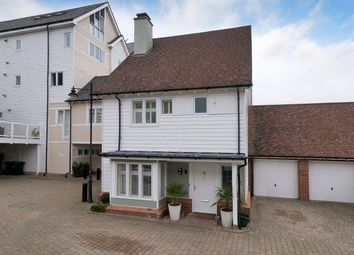 Thumbnail 3 bed semi-detached house for sale in Imperial Close, Kings Hill, West Malling