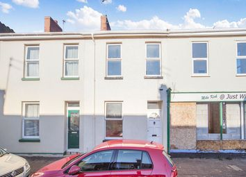 Thumbnail 3 bed terraced house to rent in Rosebery Road, Exmouth
