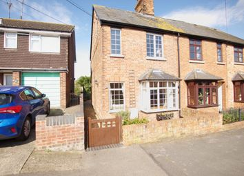 Thumbnail 3 bedroom semi-detached house for sale in Quainton Road, Waddesdon, Aylesbury