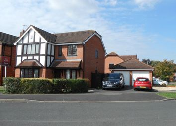 Thumbnail 4 bed property to rent in Fairwater Close, Evesham, Worcestershire