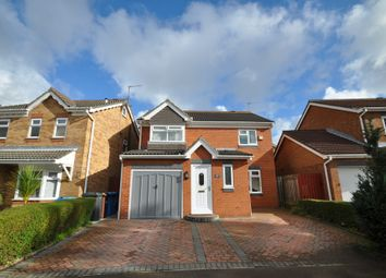 Thumbnail 4 bed detached house for sale in Harbour Way, Hull
