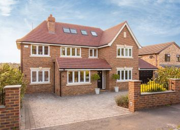 Thumbnail 5 bed detached house for sale in Hillfield Road, Chalfont St. Peter, Gerrards Cross