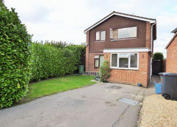Thumbnail 3 bed detached house for sale in Willowcroft Close, St Leonards Park, Gloucester