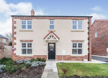 Thumbnail 4 bed detached house for sale in Chaplin Lane, Hartlepool