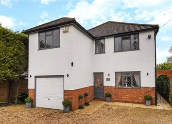 Thumbnail 4 bed detached house for sale in Bath Road, Sonning, Reading
