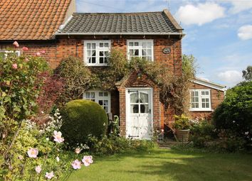 Thumbnail 2 bed detached house for sale in Old Post Office Lane, Kirby Cane, Bungay