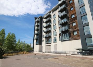 Thumbnail 1 bed flat for sale in Overstone Court, Cardiff Bay, Cardiff