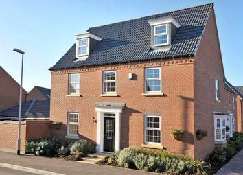 "Thumbnail 5 bed detached house for sale in ""Maddoc"" at Larpool Mews, Larpool Drive, Whitby"