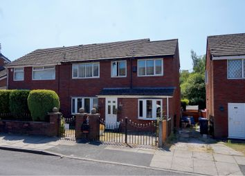 Thumbnail 5 bed semi-detached house for sale in Sutton Drive, Manchester