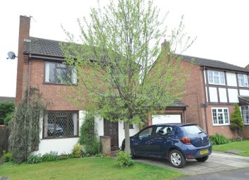Thumbnail 4 bed property for sale in Severn Close, Stretton, Burton-On-Trent