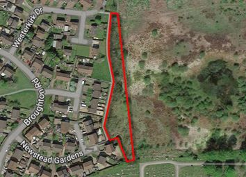 Thumbnail Land for sale in Site At Broughton Road, Summerston, Glasgow G235Hw